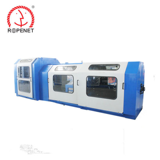 Two-in-One Polypropylene Cord Making Machine From 1mm to 32mm