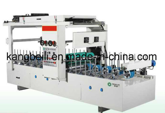 EVA Hot Adhesive Profile Woodworking Wrapping TUV Certificated Machine pictures & photos