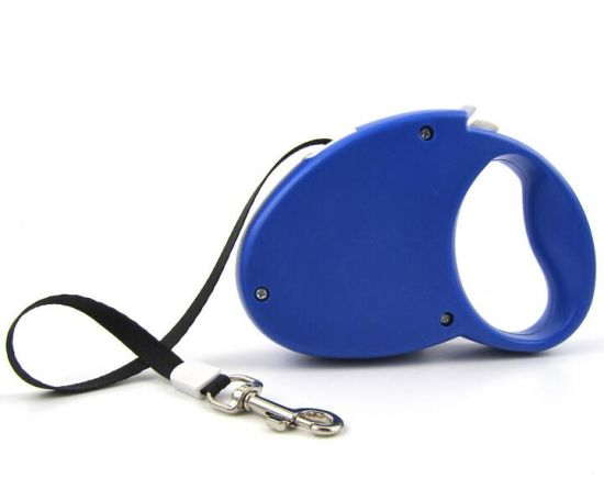 Three Colors 10FT Retractable Dog Leash for Small/Medium Dog pictures & photos