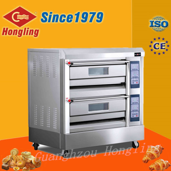 2017 New Style Bakery Equipment Commerical Electric Deck Oven Price pictures & photos