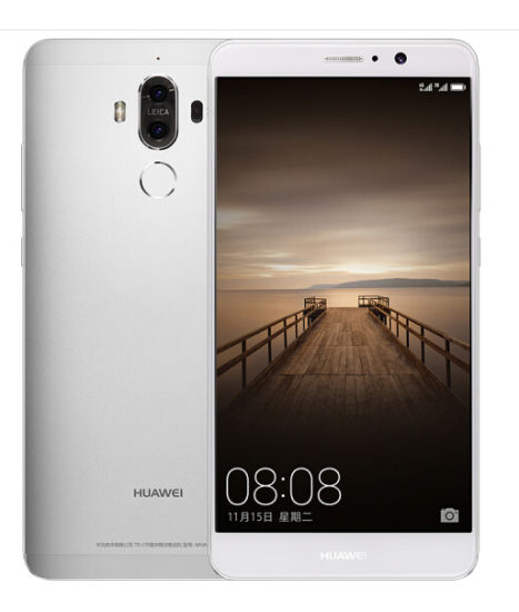 100% New Original Huawei Mate9 32GB Dual Card Standby Fingerprint Recognization Octa Cord 4G Mobile Phone