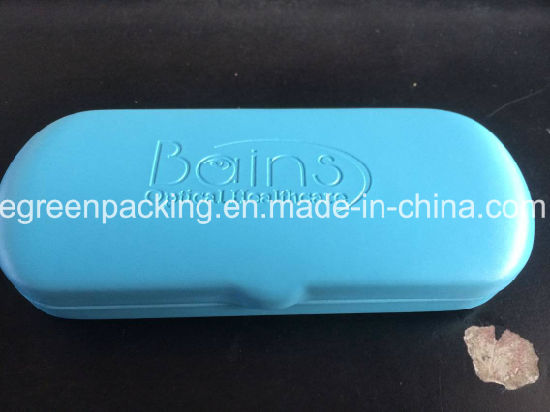 Eyeglasses Case Covered Silk Leather Custom Logo, Color (SP2) pictures & photos