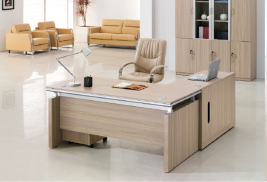 Bamboo Office Furniture Set Executive Desk