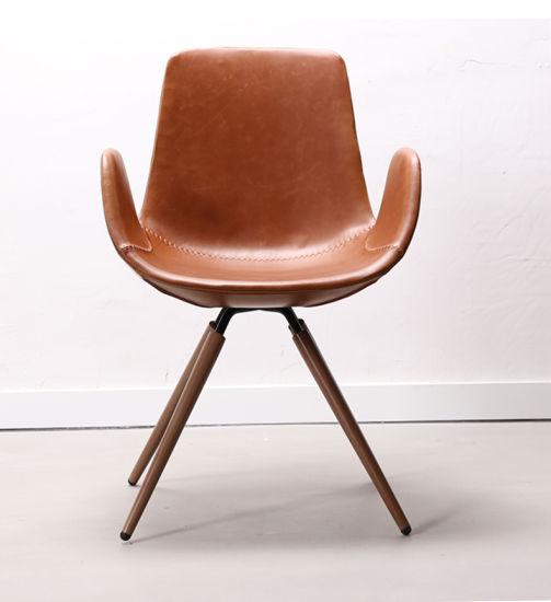 Foshan Manufacturer Modern Upholstery Study Reading Chair