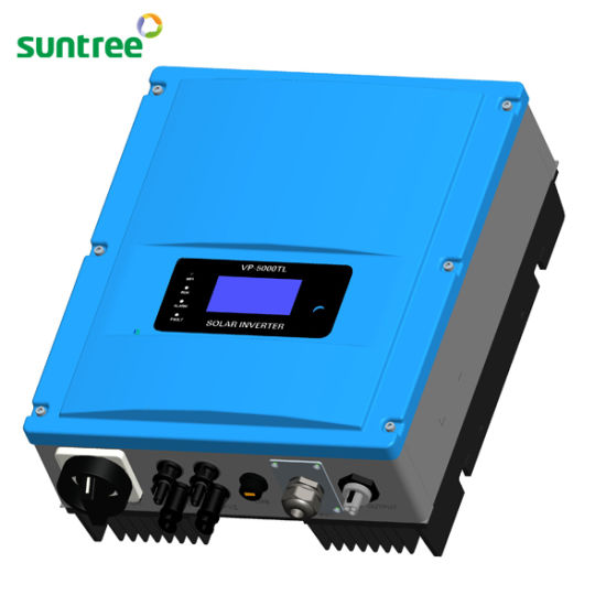 PV DC1000V Voltage Input Solar Grid Inverter DC to AC Power Inverter pictures & photos
