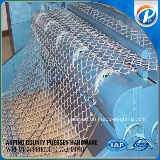 Hot Dipped Galvanized Chain Link Fence, Chain Link Wire Mesh pictures & photos