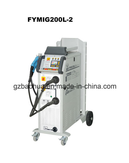 Multifunctional IGBT Inverter Pulsed Aluminium MIG Welder