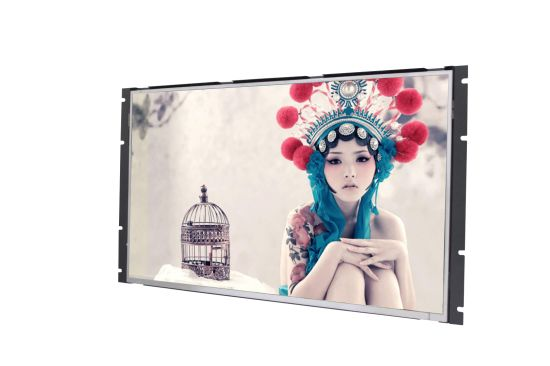 15-Inch Customized Open-Frame Touch TFT Monitors, Widescreen, Resolution 1080P pictures & photos