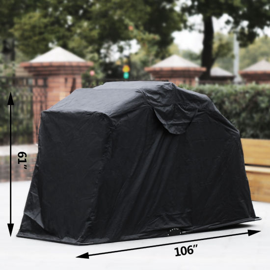 Motorcycle Motorbike Cover Motor Large Rain Waterproof Storage Shelter Bike Tent & China Motorcycle Motorbike Cover Motor Large Rain Waterproof ...