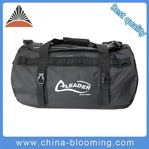 40L Sport Travel Black Waterproof PVC Tarpaulin Duffel Dry Bag pictures    photos 8d29ed62d4523