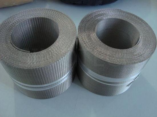 Reverse Dutch Weave Filter Cloth Belt/Wire Mesh/Mesh 304, 316, 316L