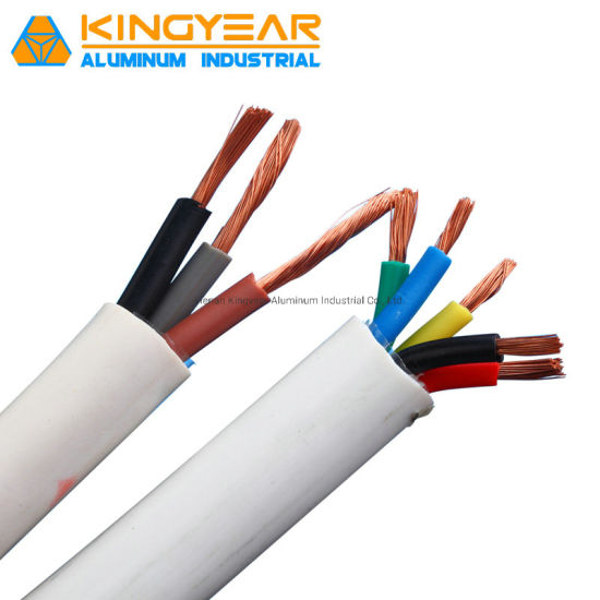 China 4 Core 10mm Pvc Cable Flexible Electrical Cable China 4 Core 10mm Pvc Cable Flexible Electrical Cable