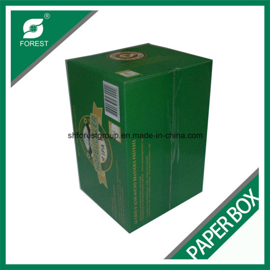 Corrugated 24 Pack Bottle Beer Wine Packaging Carton Box pictures & photos