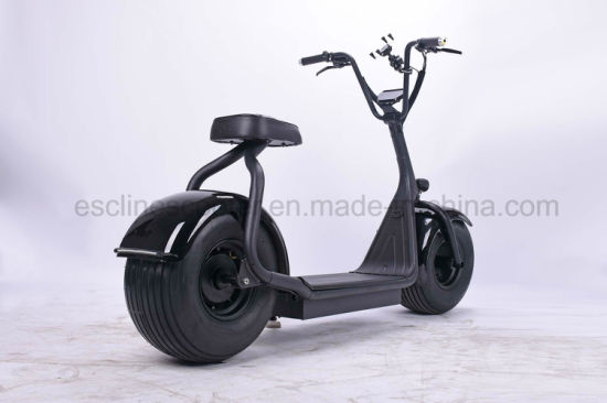1000W &1500W Citycoco Scooter High Quality Lithium Battery Europ Market