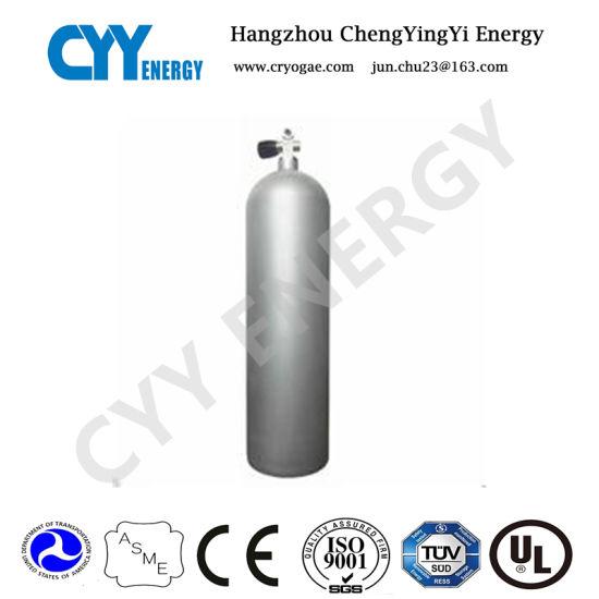 China Aluminium Medical Small Oxygen Cylinder - China