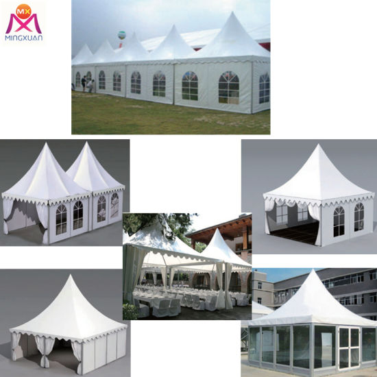 Big Outdoor Party Pagoda Aluminum Garden Tent