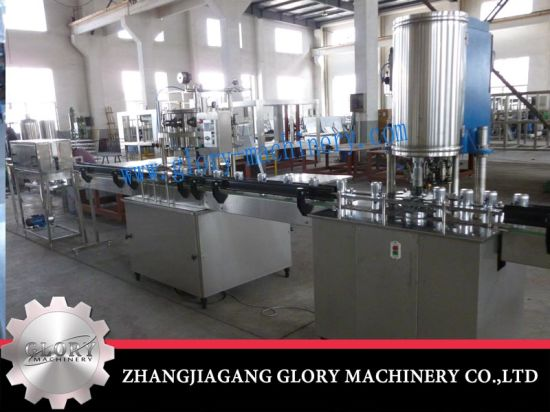 Pet Can Filling Machine for Soda Water and Soft Drink pictures & photos
