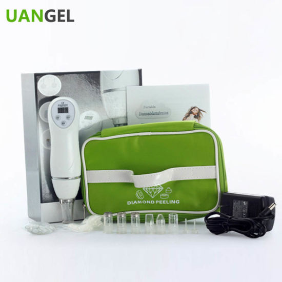 Portable Persional Care Diamond Peeling Beauty Equipment pictures & photos