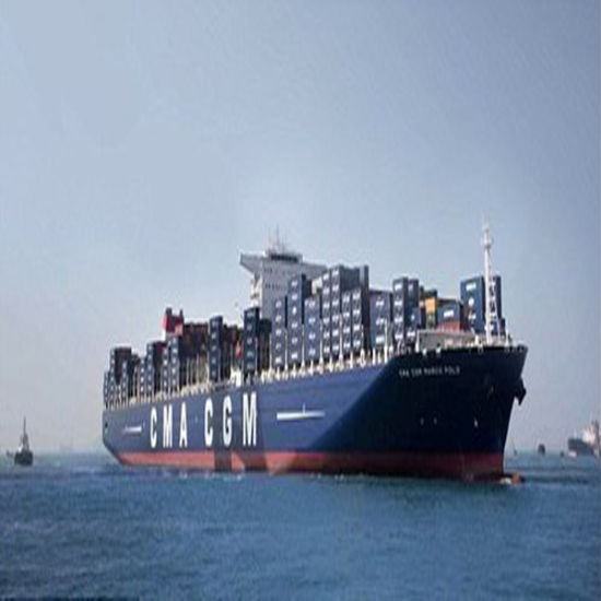 Professional Sea Freight Forwarder From China to Jordan