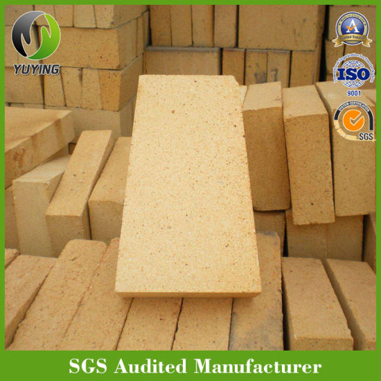 China Factory Price High-Alumina Refractory Brick/Fire Brick pictures & photos