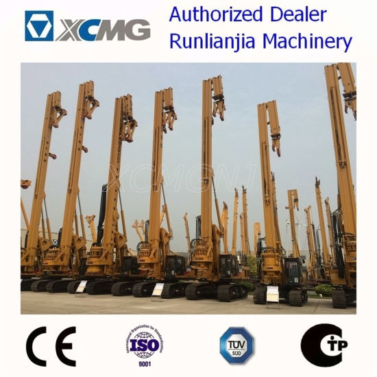 XCMG Xr180d Rotary Drilling Machine with Cummins Engine pictures & photos