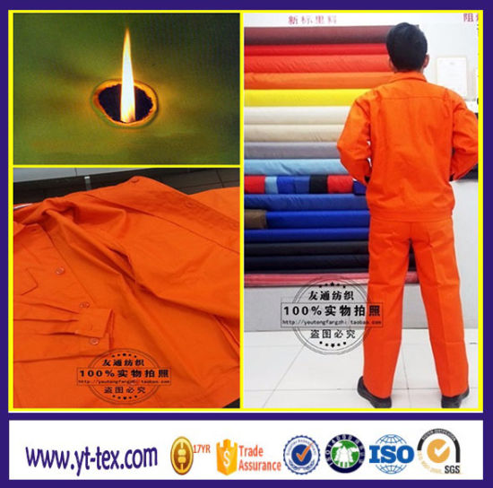 OEM Wholesale Advanced Cotton Flame Retardant Clothing