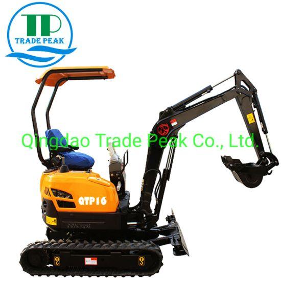 Cheap Made in China Mini Excavator