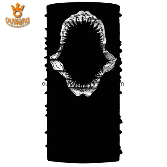 Wholesale Cheap Custom Sublimation Printed Polyester Bandana pictures & photos