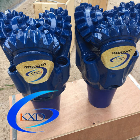9.5 Inch steel Tooth Tricone Drill Bit for Oilfiled Drilling pictures & photos