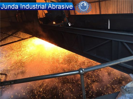 Cast Steel Shot S330 S390 Shot Blasting Abrasive Manufacture pictures & photos