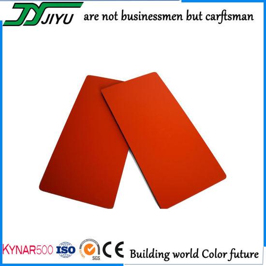 Exterior Wall Cladding Aluminium Composite Panel Building Construction Material