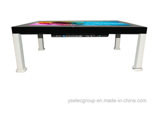 Yashi LCD Touch Table Screen Advertising Player pictures & photos