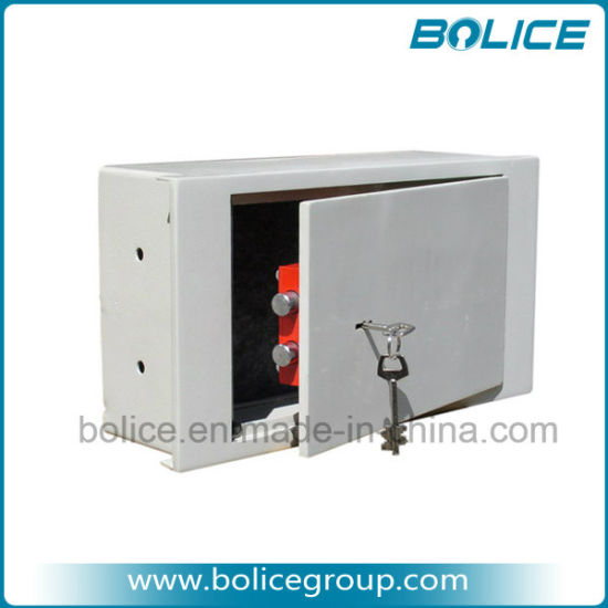 China Leaf Key Lock Floor Mounting Cheap Hidden Safe - China Floor