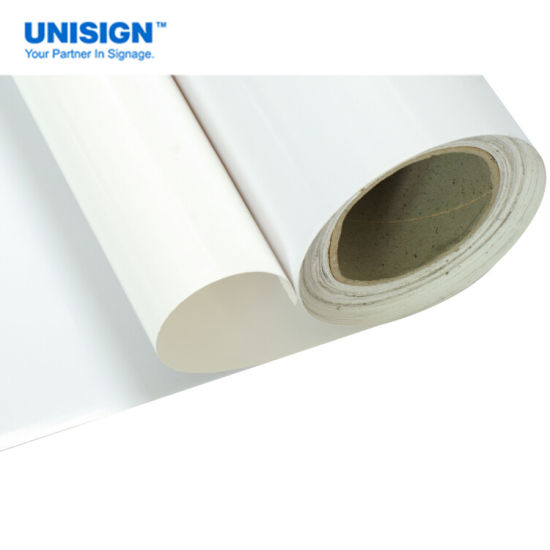 graphic relating to Printable Vinyl Wrap titled Prolonged Everyday living 5 Several years Polymeric PVC Auto Wrap Self Adhesive Vinyl Roll for Solvent Printing
