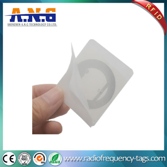 PVC Sticker Tag Ntag213 CD Label pictures & photos