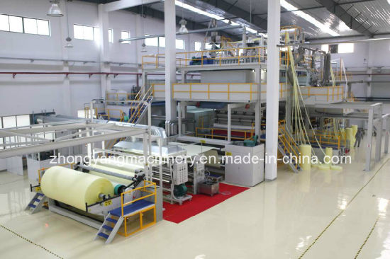 SMMS Non Woven Fabric Making Machine for Baby Diaper pictures & photos