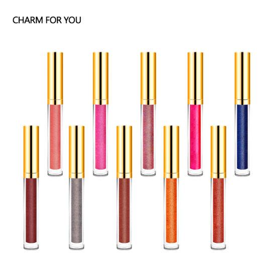 10 Colors Diamond Matte Private Label Liquid Lipstick