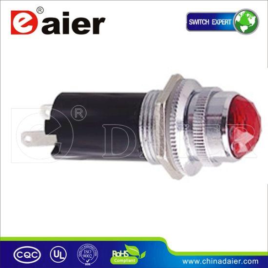 Jewel 120volt LED Indicator Lights Signal Lamp DR016