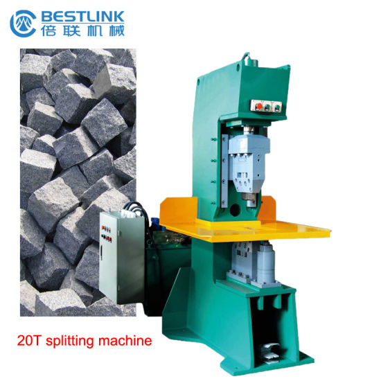 C Front Hydraulic Multi Chisel Blade Teeth Stone Splitting Machine pictures & photos