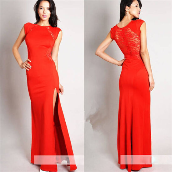 Sexy Womens Formal Party Cocktail Maxi Dress