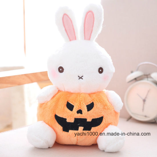 New Style Stuffed Soft Plush Halloween Pumpkin Toy
