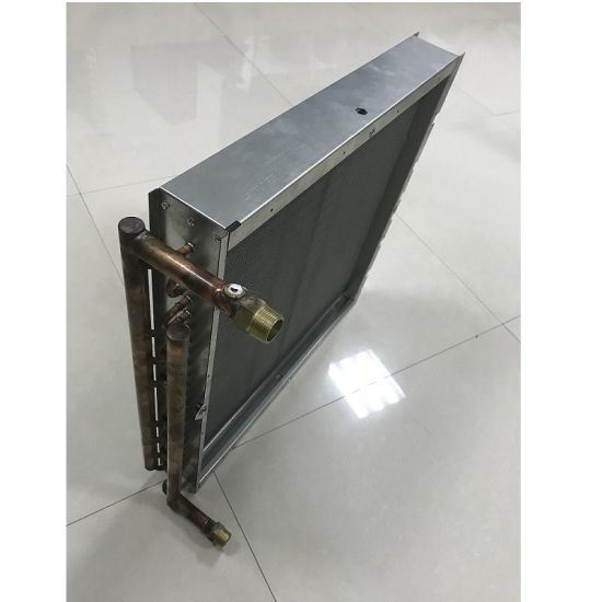 Hanging Heater Hot Water Copper Tube Heat Exchanger Coil
