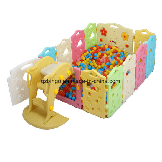 Hot-Sell Playpen for Children and Babies