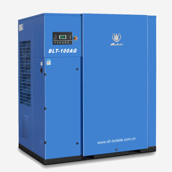 Chinese Heavy Duty Industrial Screw Type Air Compressor for Sale pictures & photos