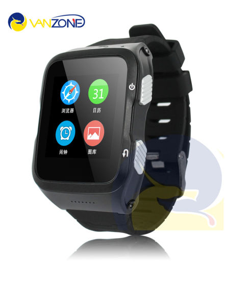 Sport Digital Smart S8 Ce RoHS Automatic Suunto WiFi Watch with SIM Card Phone pictures & photos