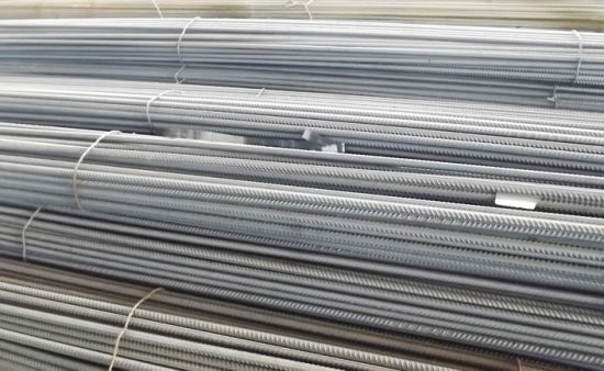 Hot Rolled Alloy Deformed Steel Rebar pictures & photos