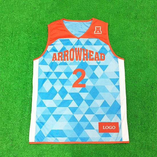 Healong Custom Your Own Sublimation Men Basketball Wear Basketball Jerseys