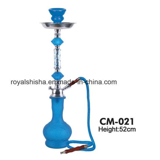 China Wholesale Glass Smoking Shisha Beautiful Hookah on