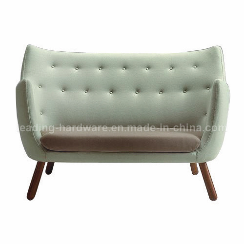 Upholstery Wooden Living Room Sofa