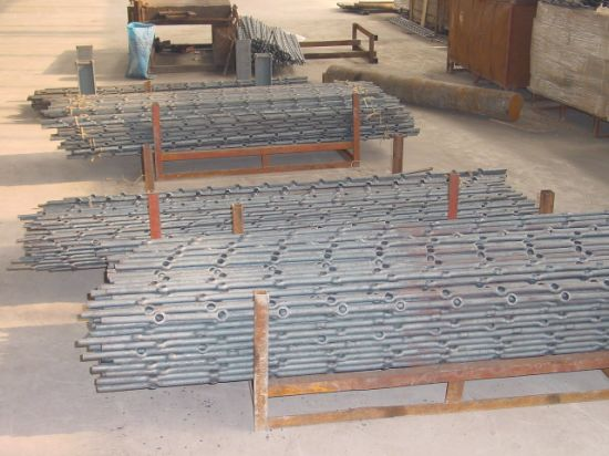 Wrought Iron Pierced Steel Bar with Holes